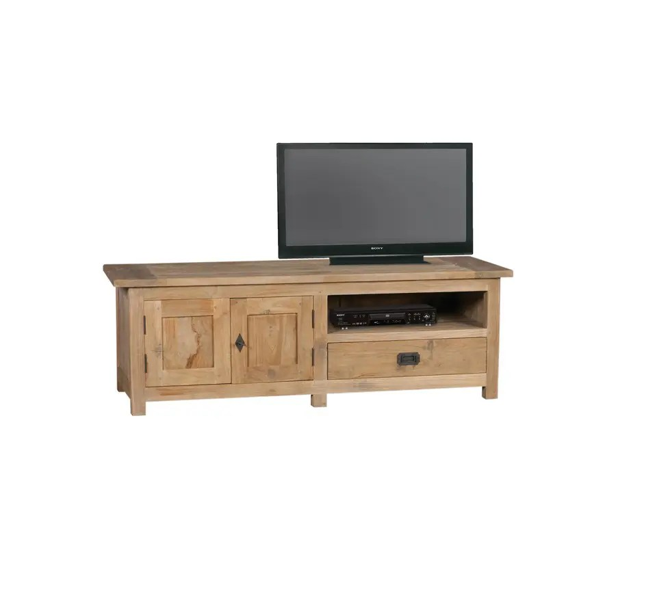 Alte Sideboards Tv Dressoir Oud Teakhout