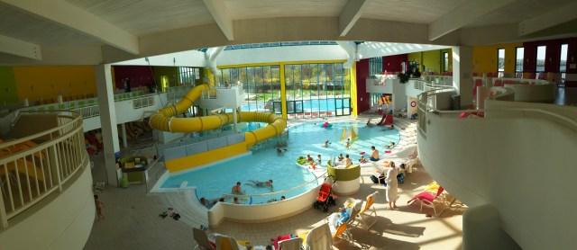 Hotel Sonnenpark Lutzmannsburg Badelandschaft