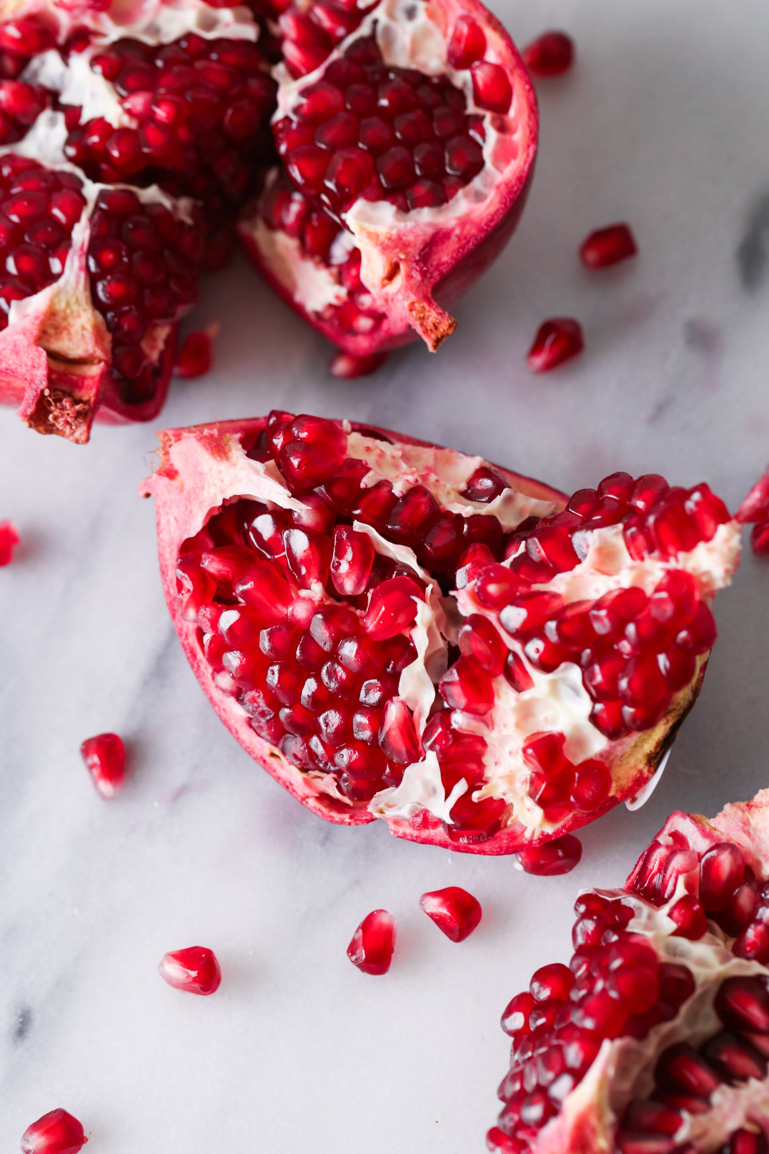 Pomegranate Pics No Bake Chocolate Pomegranate Fudge Tart