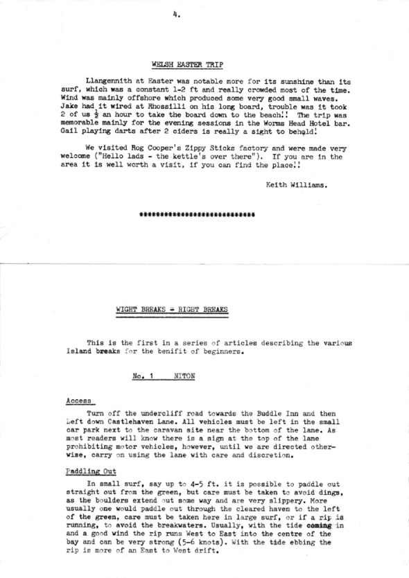 Wight Water Issue 1 Pg4