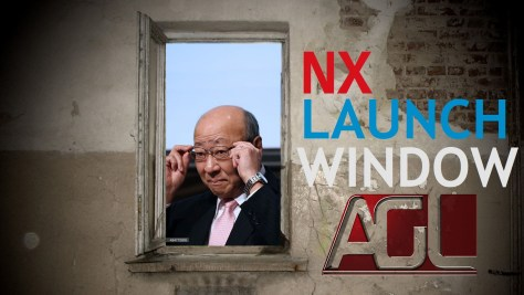 NX launch window
