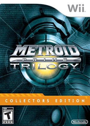 Metroid Prime (Metroid Prime Trilogy) - Dolphin Emulator Wiki