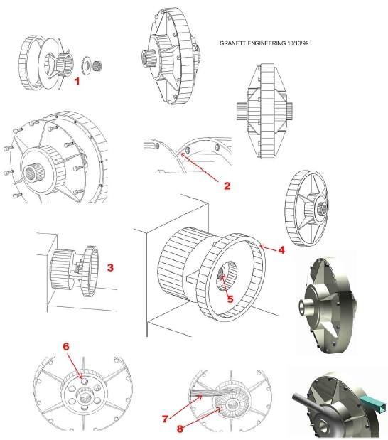 diagram turbine nozzles