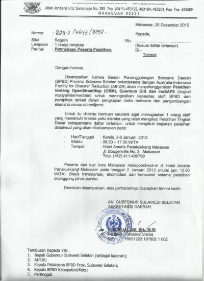 File Surat Undangan Training OSM Intermediate Pdf