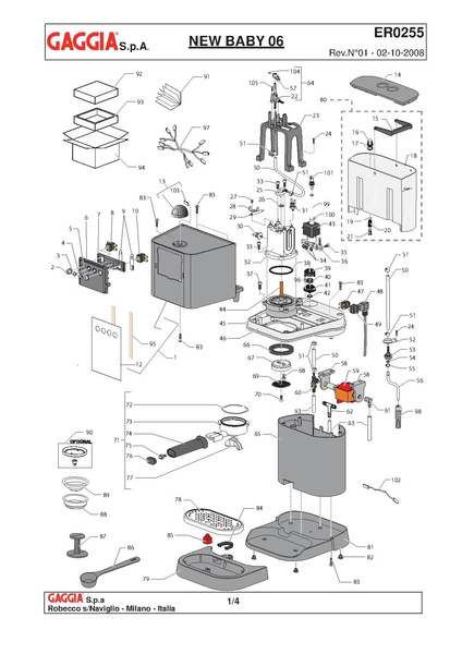 parts diagram click images to view additional pages