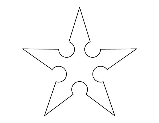 Star Outline Images 55 Cliparts