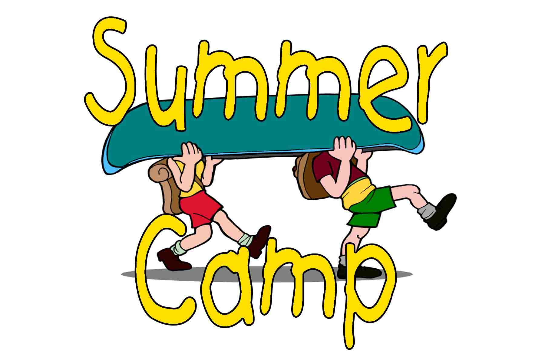 Kids summer camp clipart free images 2
