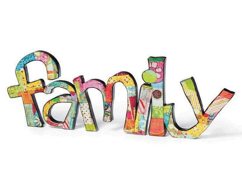 Family word clipart clipartfest - WikiClipArt - word clip art