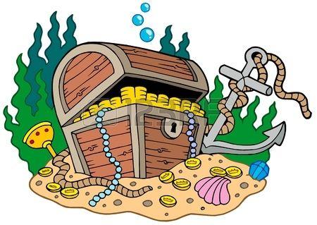 Pirate Treasure Chest Clipart Clipartfest 2 Wikiclipart