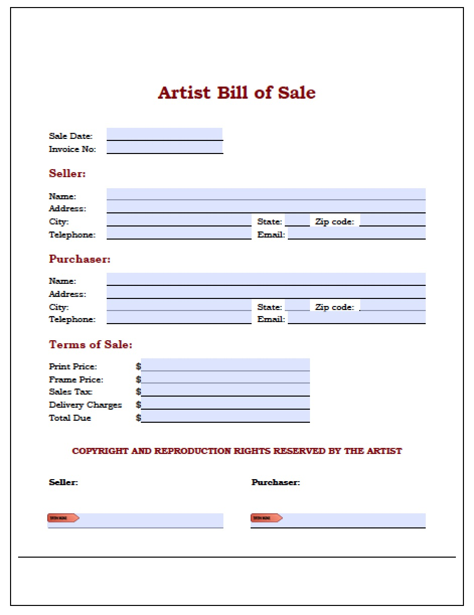 Doc651827 Bill of Sale Microsoft Word Bill of Sale Templates – Bill of Sale Microsoft Word