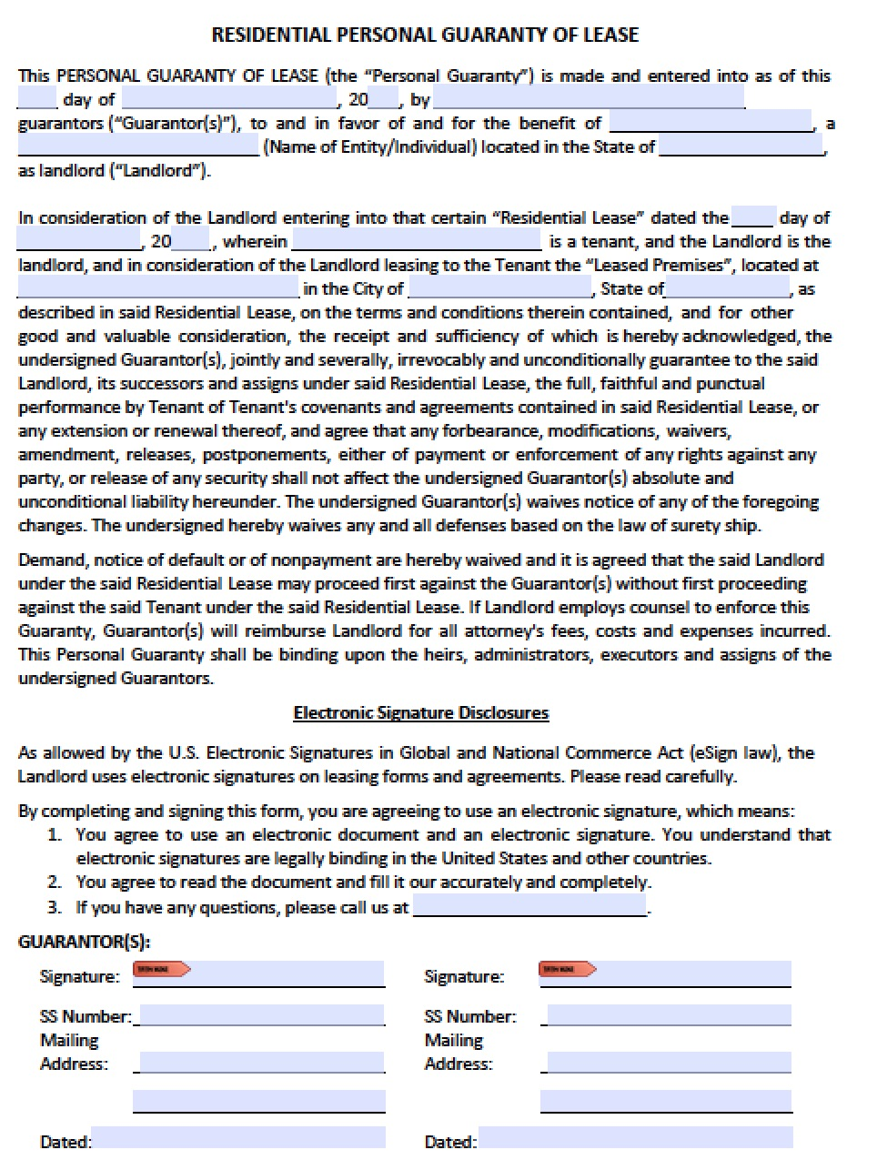 Transfer Admission Guarantee Uc Admissions Download Personal Guarantee Agreement Forms Leases
