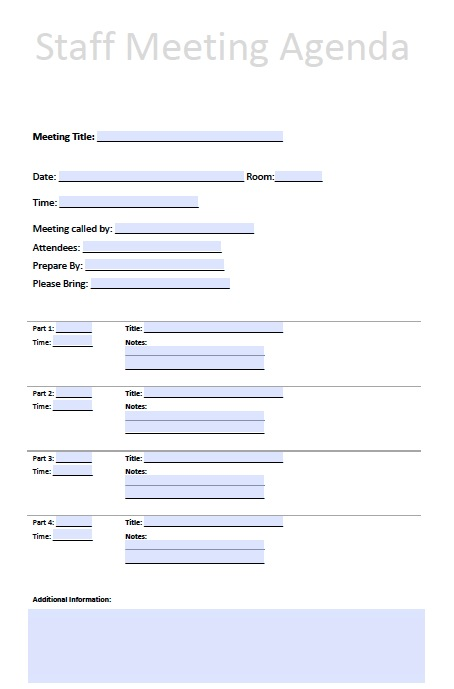 simple meeting agenda template word - Josemulinohouse - agenda word template
