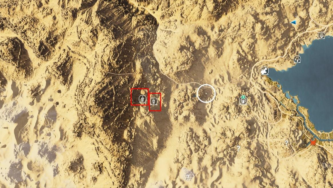 All 19 Tomb Locations and Map \u2013 Assassin\u0027s Creed Origins