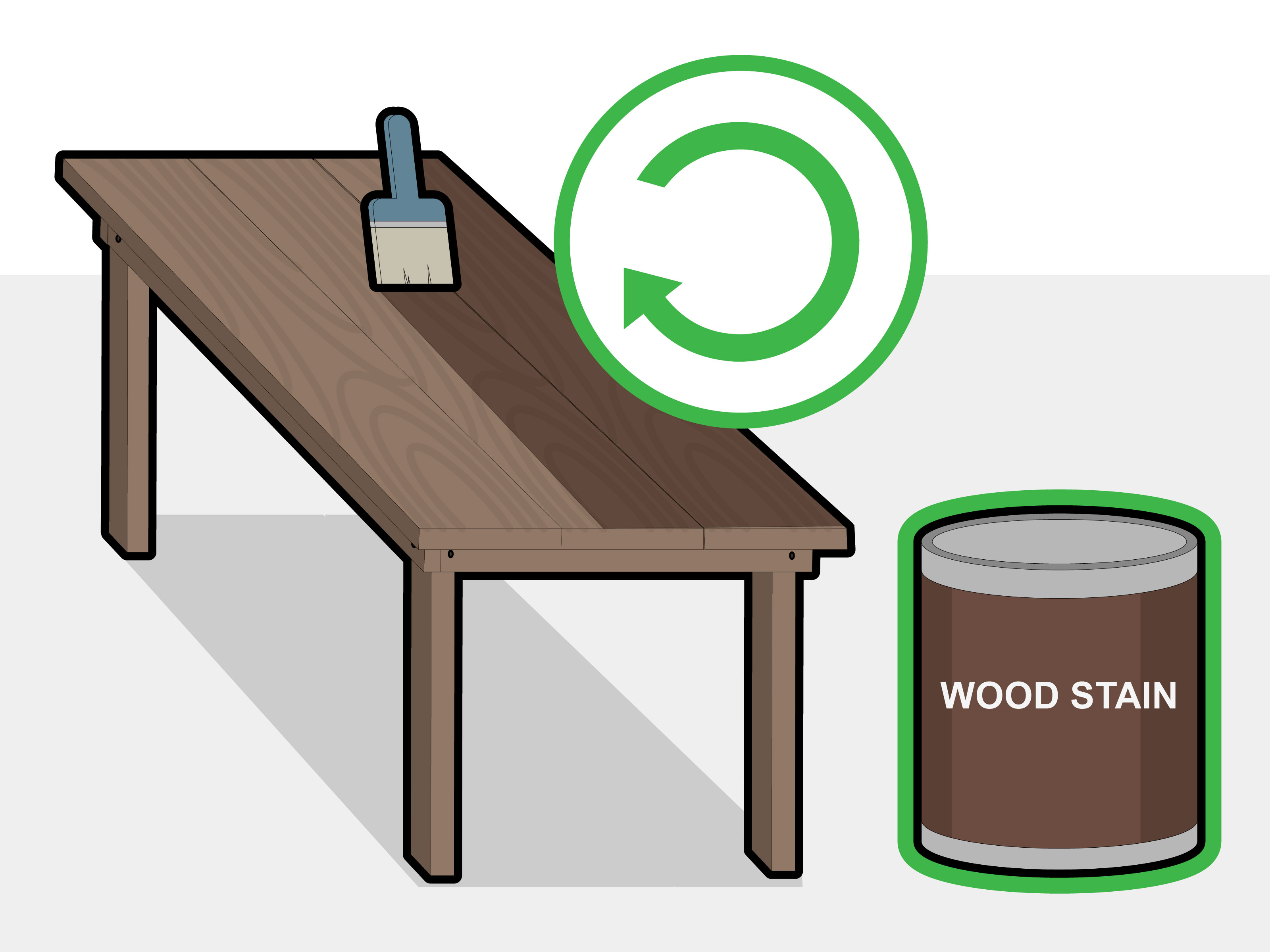 How To Make A Table With Pictures Wikihow