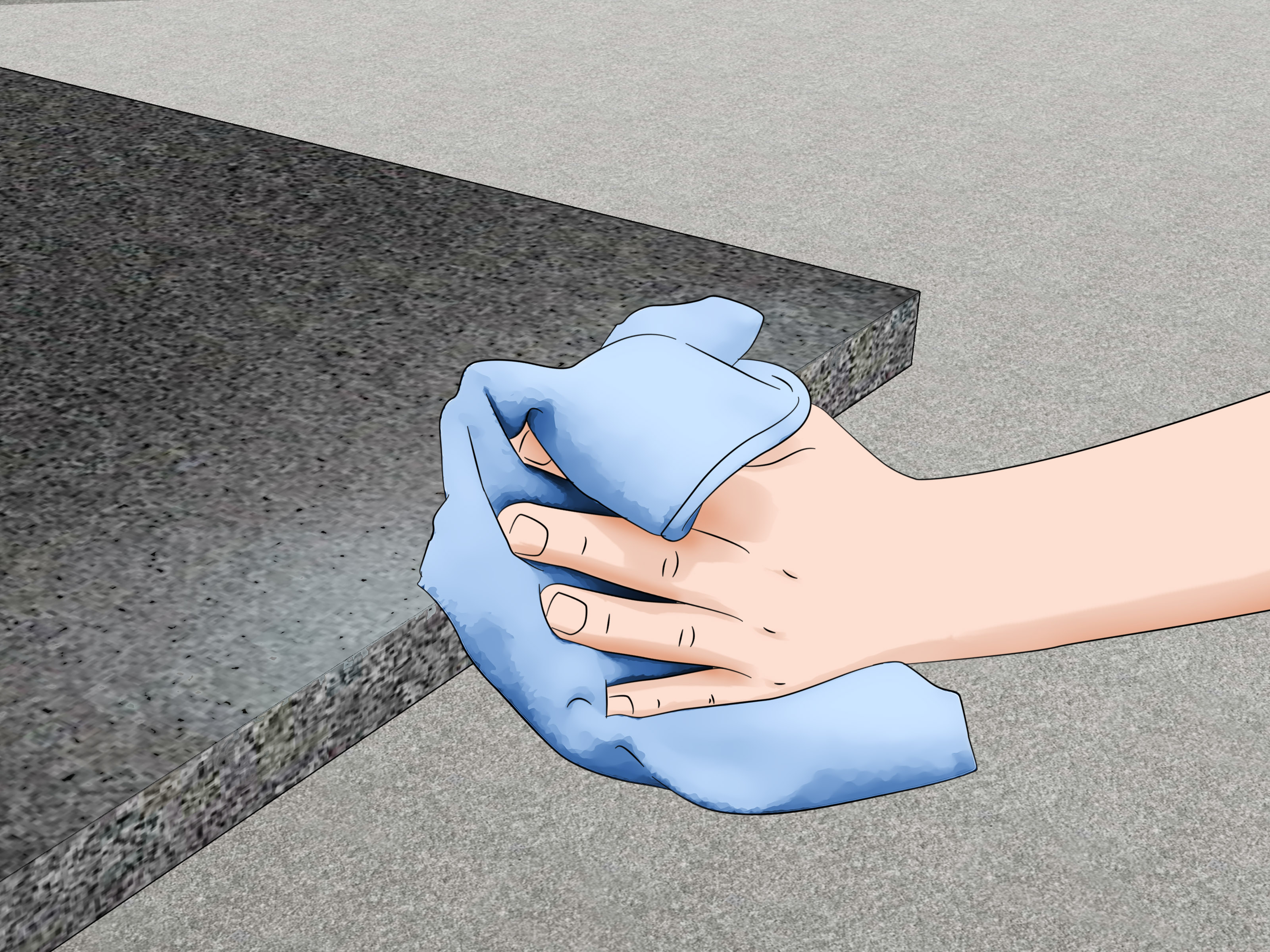 4 Easy Ways To Cut Granite Countertops Wikihow