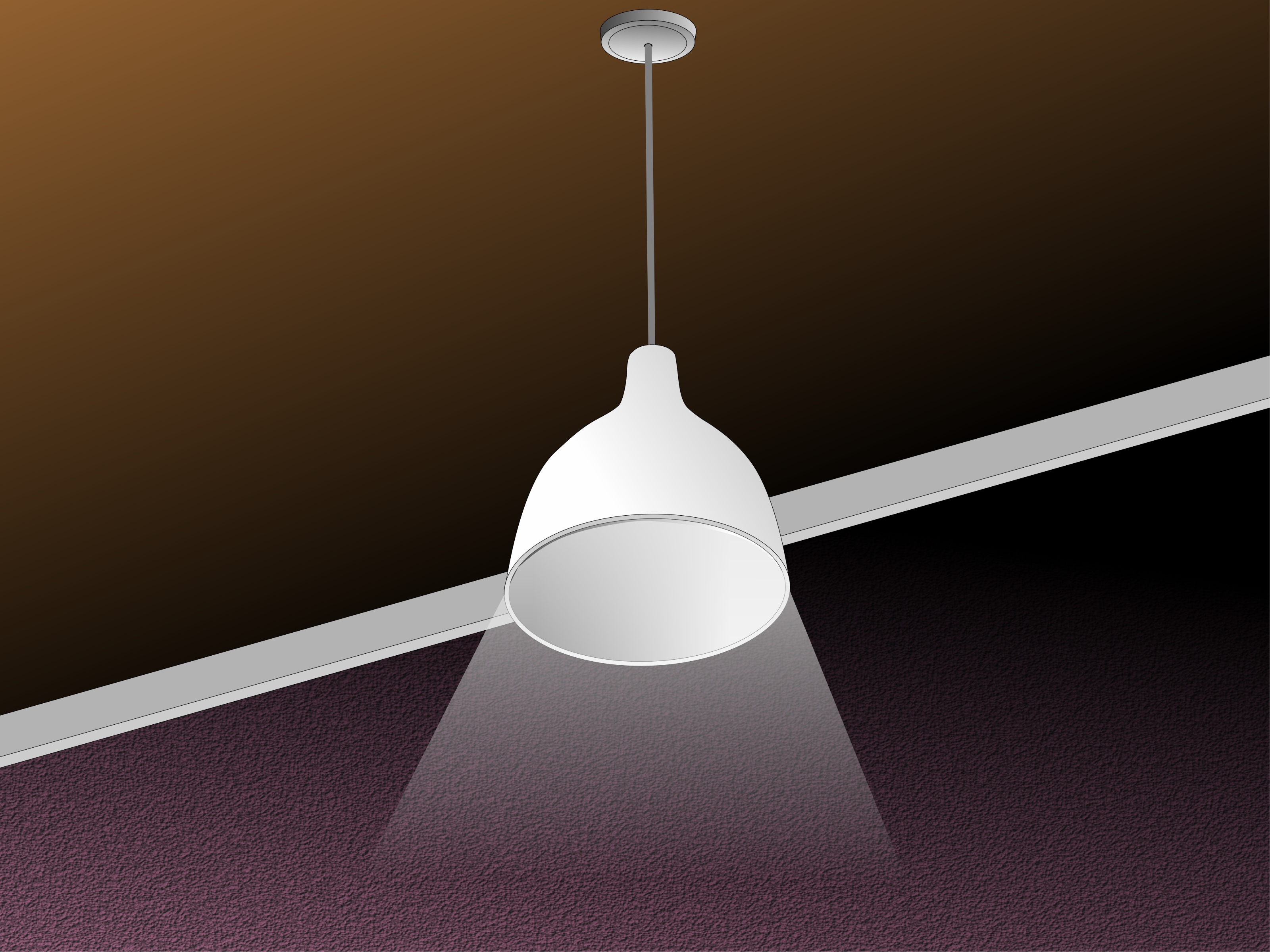 How To Install Pendant Lights How To Install A Pendant Light 13 Steps With Pictures