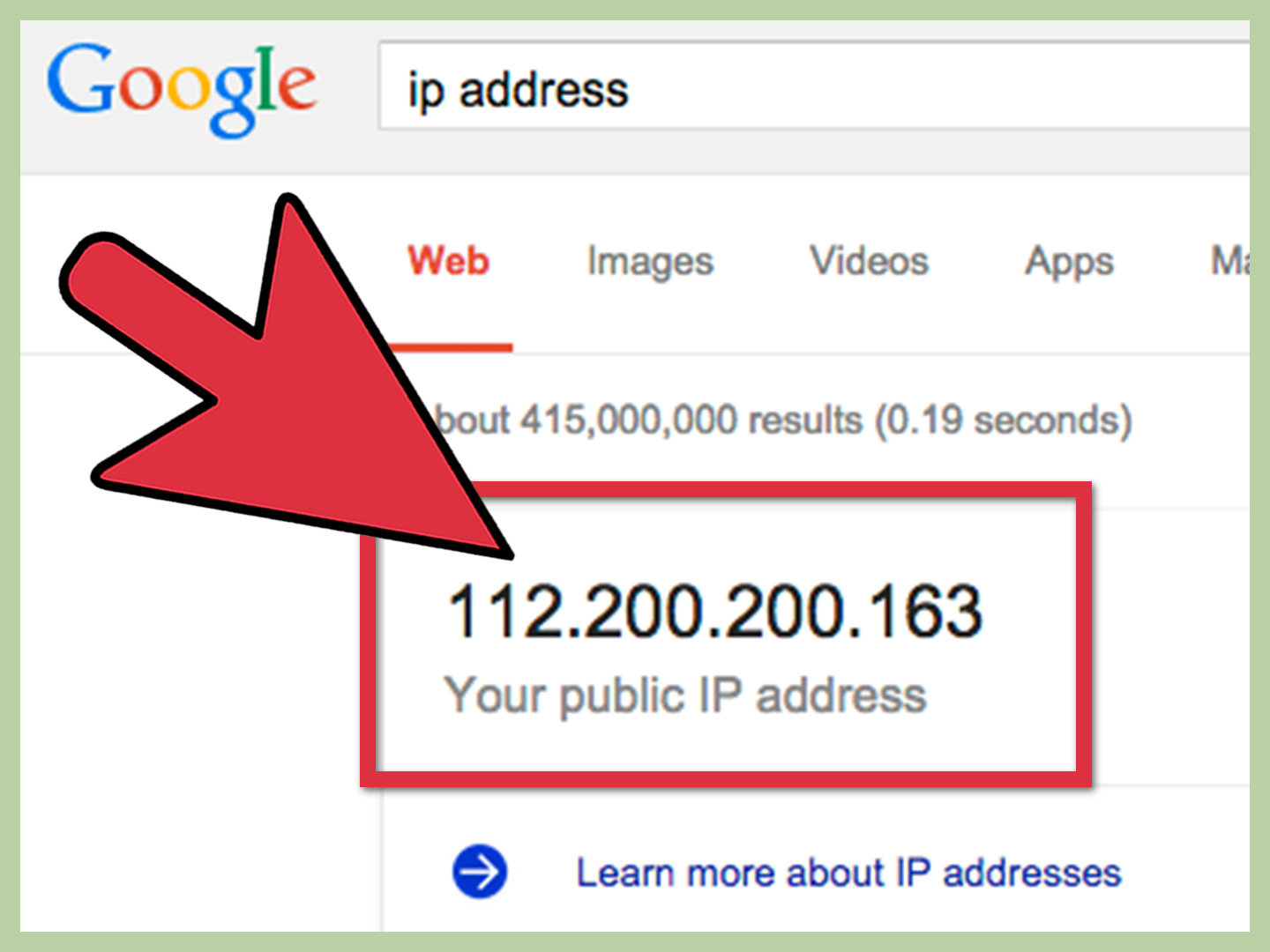 Your Ip 4 Ways To Find Your Ip Address On A Mac Wikihow