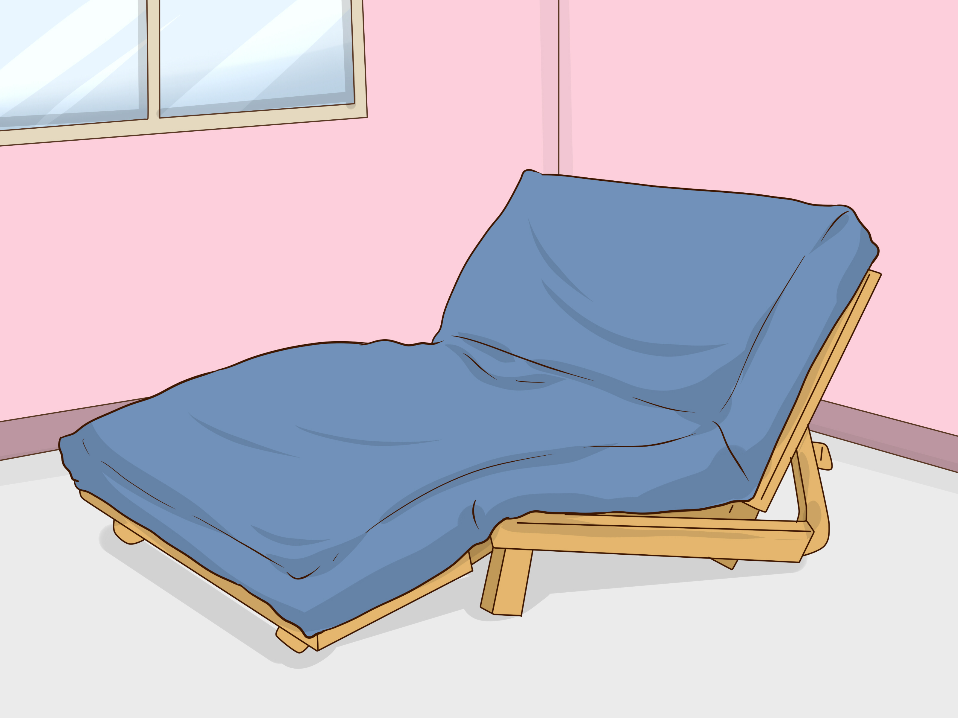 Best Places To Buy A Futon 3 Ways To Put A Futon Together Wikihow