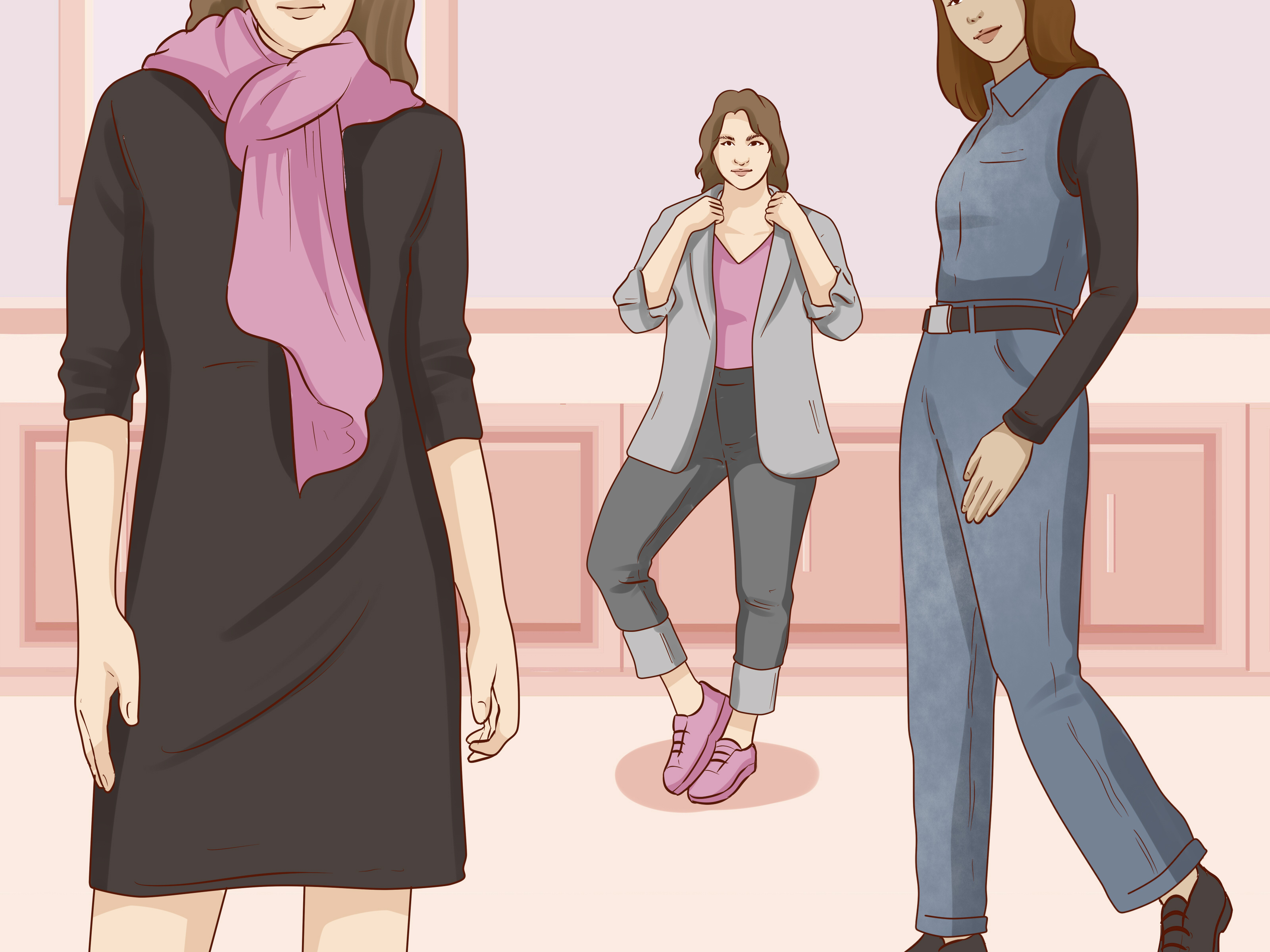 Mix And Match 3 Ways To Mix And Match Your Wardrobe Wikihow