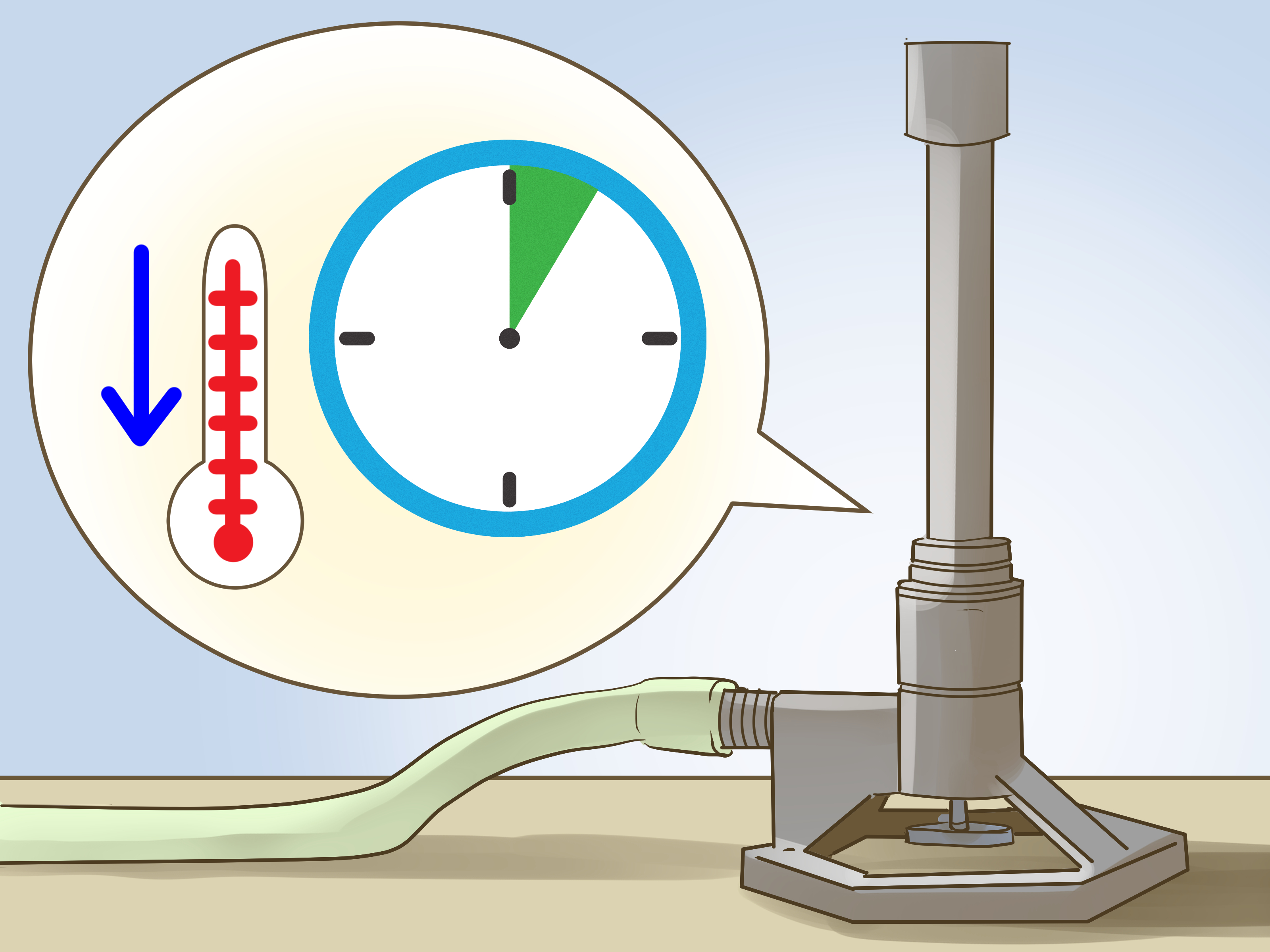 Bunsen Burner Parts How To Light A Bunsen Burner With Pictures Wikihow