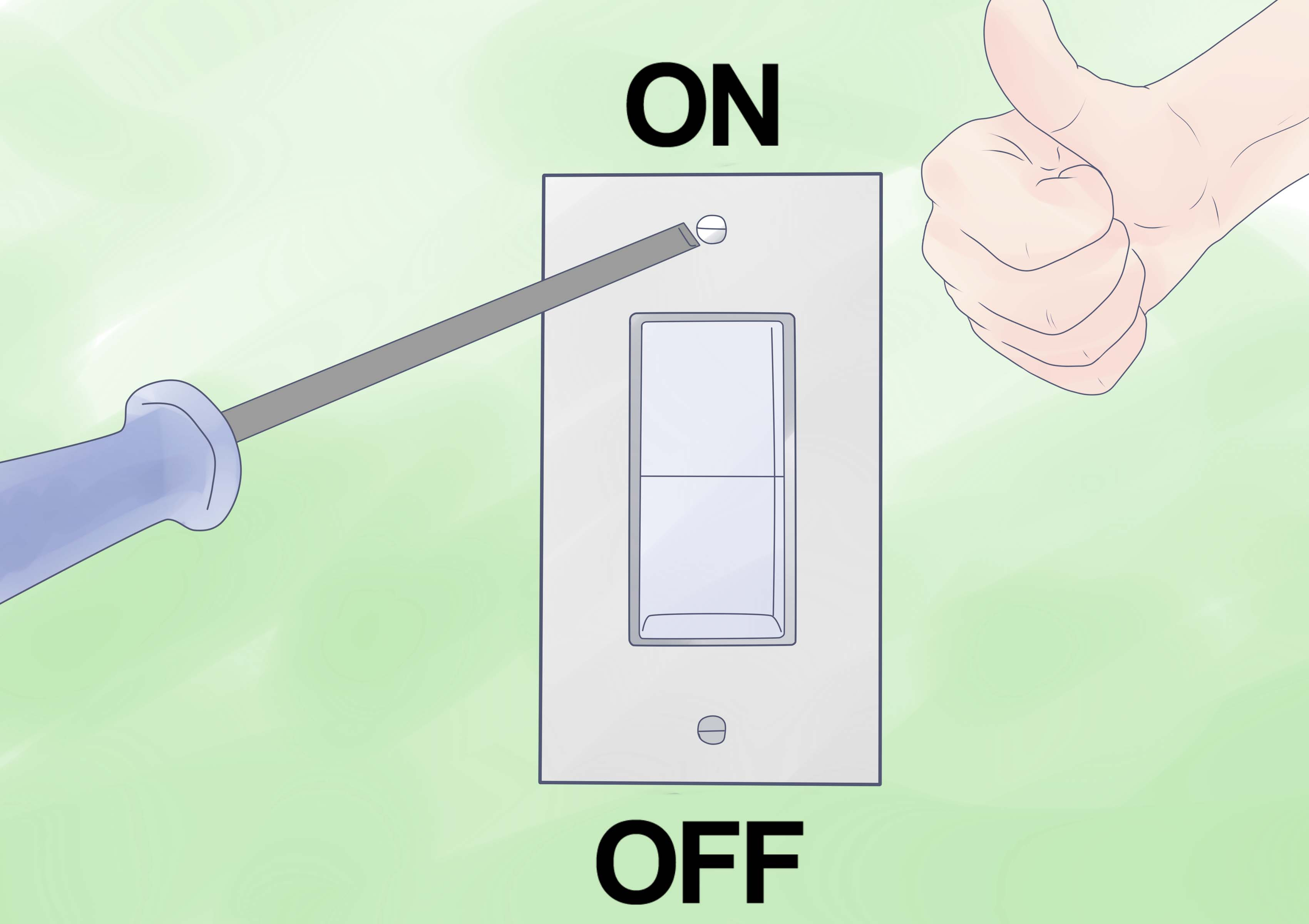 Switch Light How To Add A Wall Switch To Light Fixture Controlled By A Chain