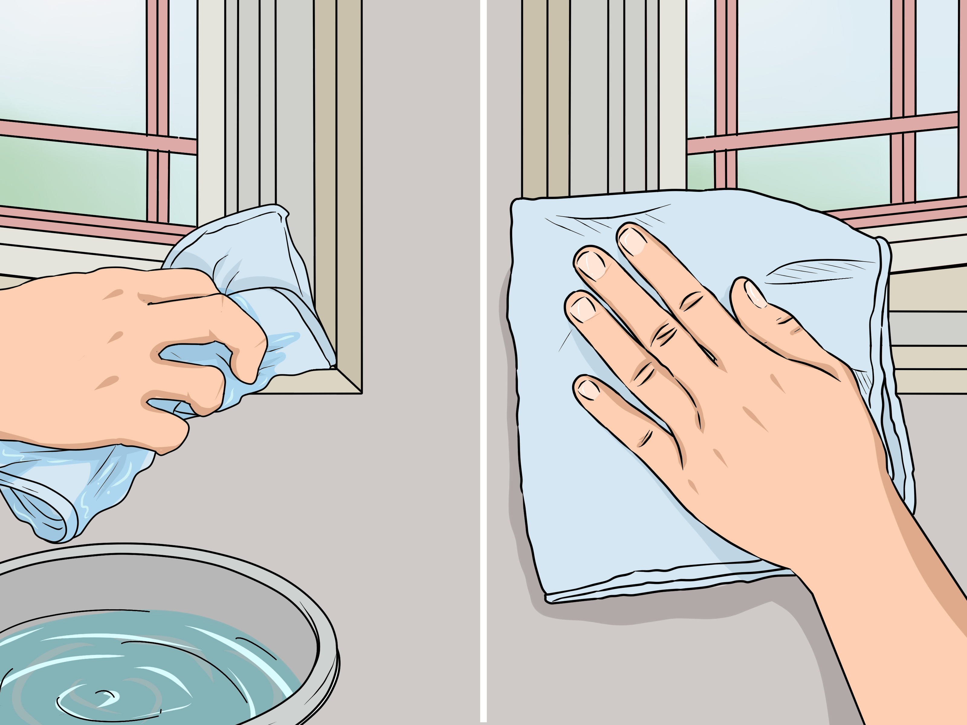 Jalousie 80 X 200 3 Ways To Remove Paint From Windows Wikihow