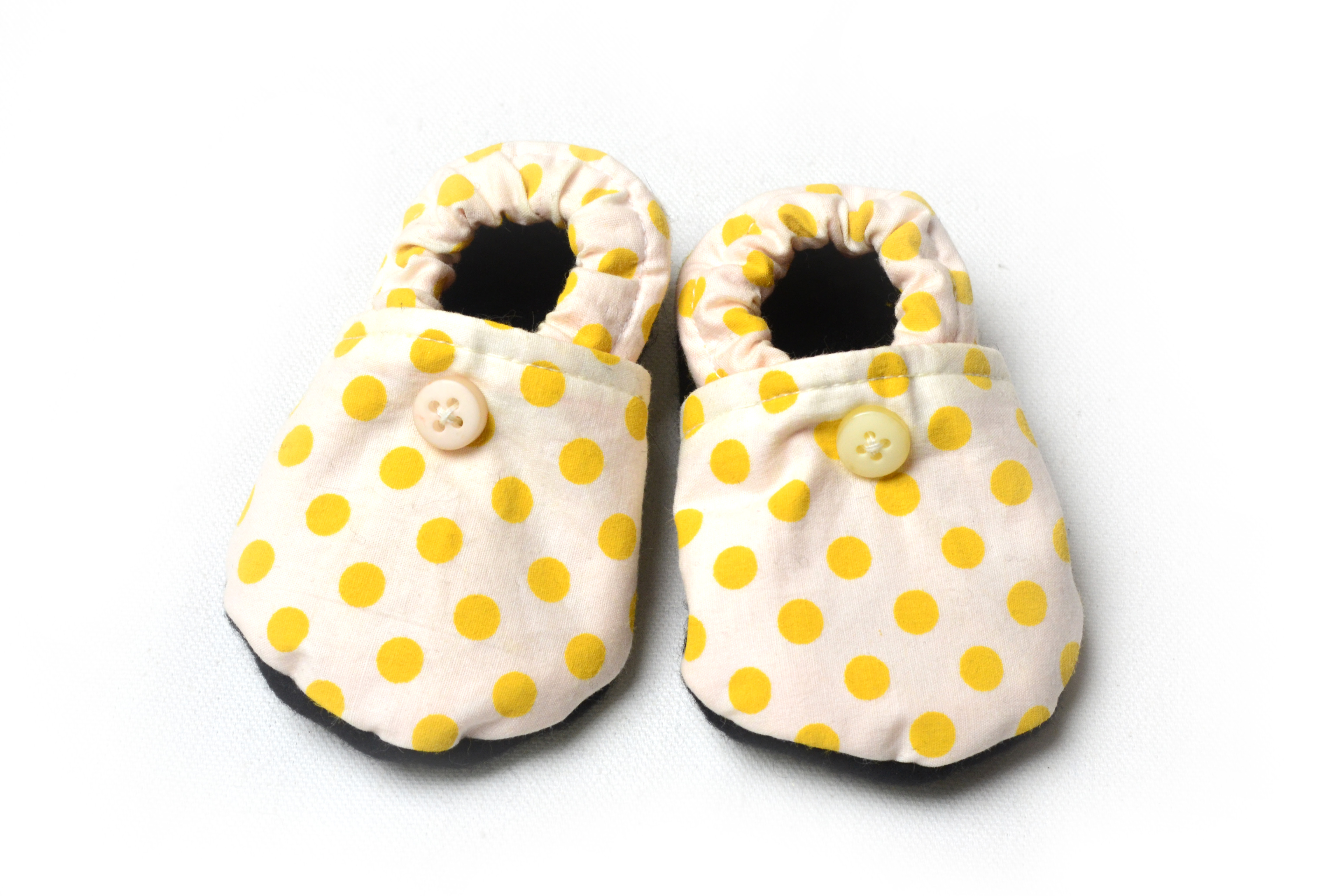Newborn Elastic Shoes How To Make Fabric Baby Shoes With Pictures Wikihow