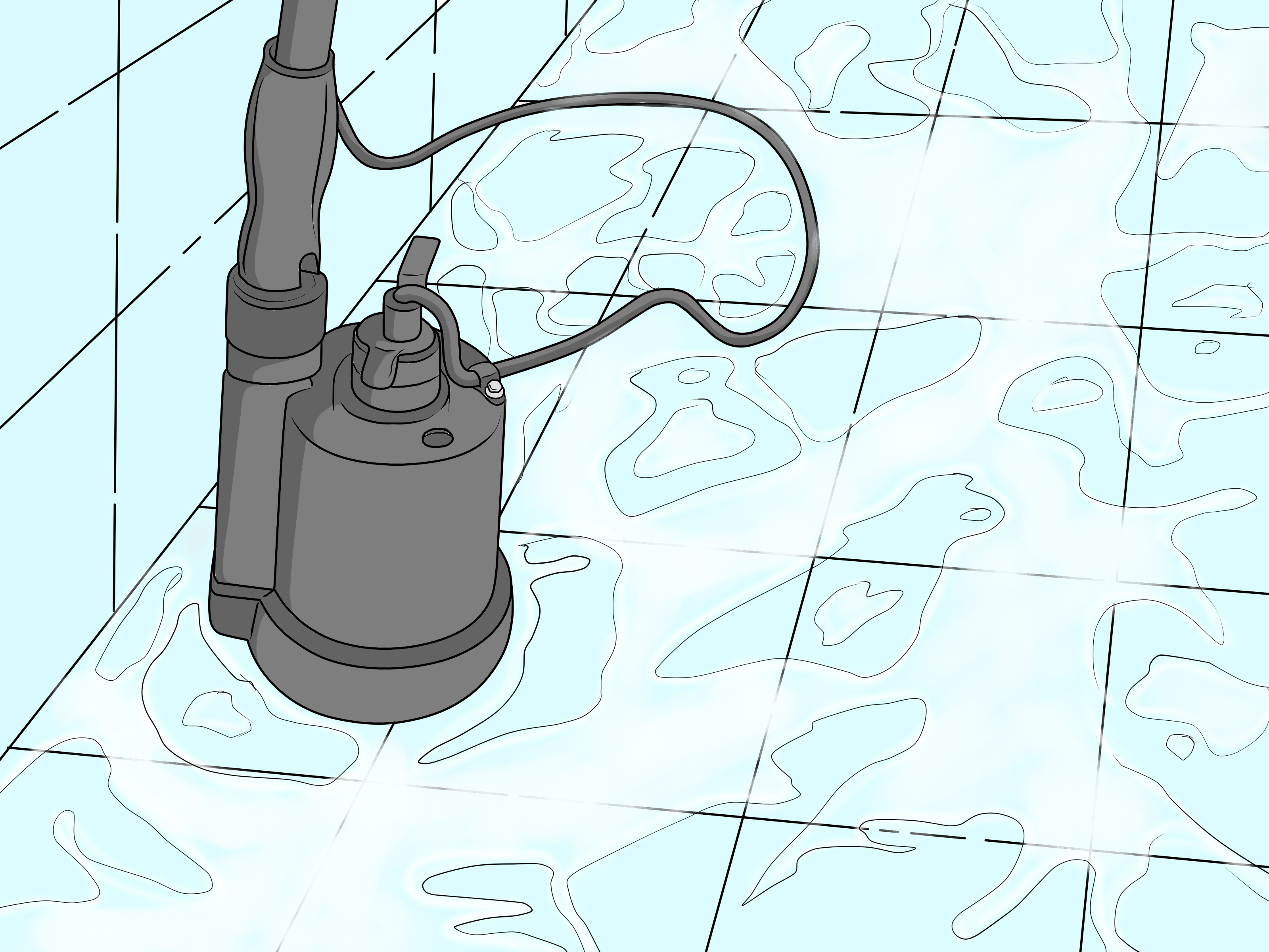 Pool Pumpenfilter Reinigen 3 Ways To Clean Pool Tile Wikihow