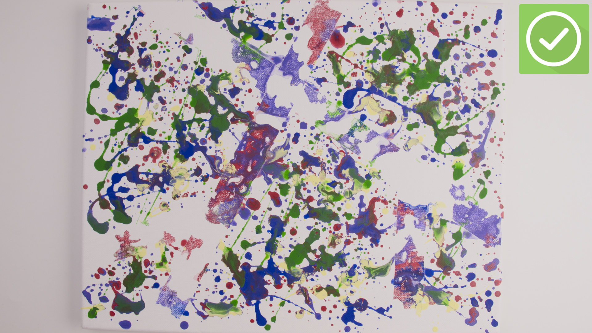How To Painting Art How To Splatter Paint 11 Steps With Pictures Wikihow