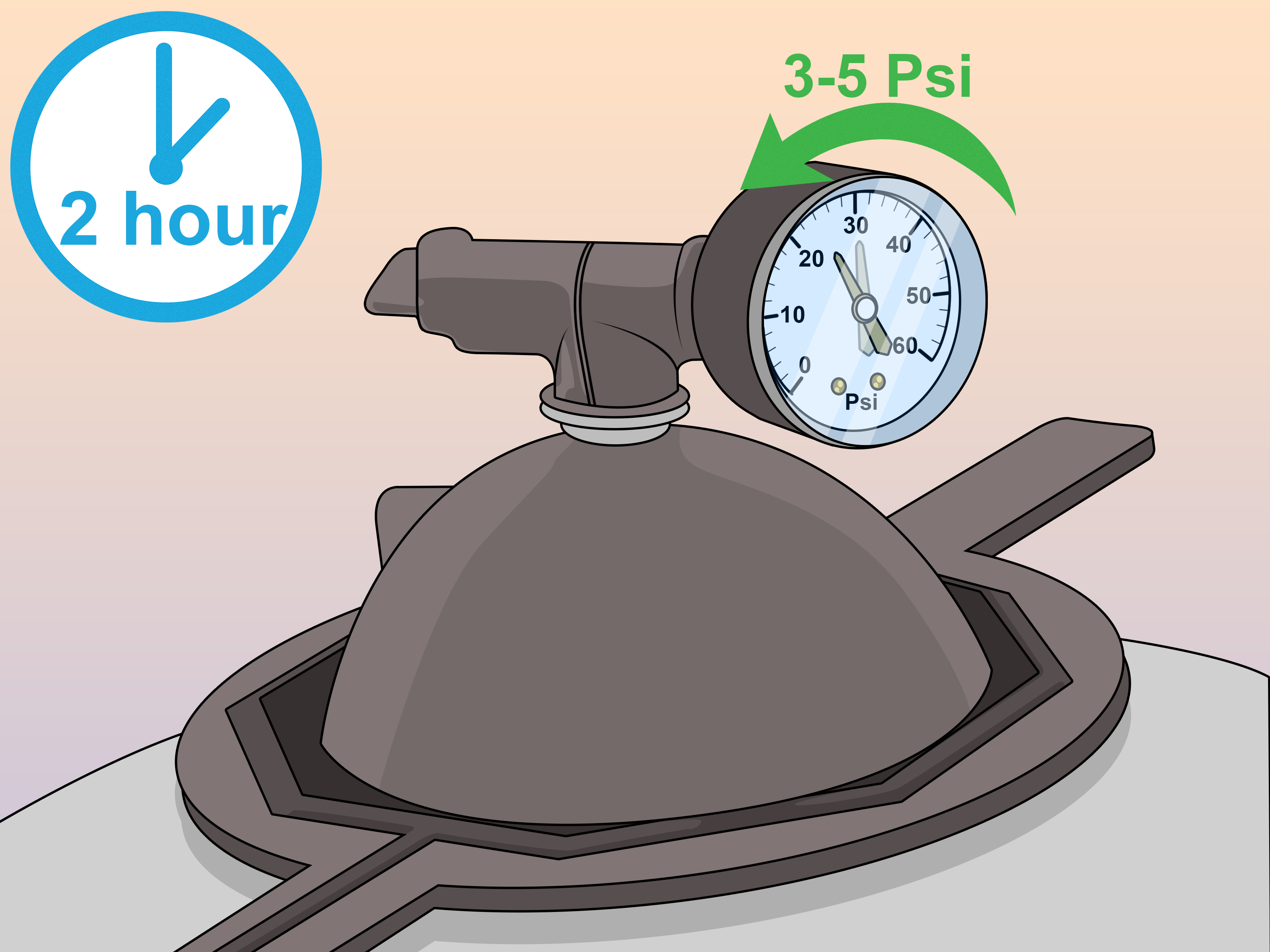 Sandfilter Pool Anleitung Bestway How To Clean A Sand Filter 10 Steps With Pictures Wikihow