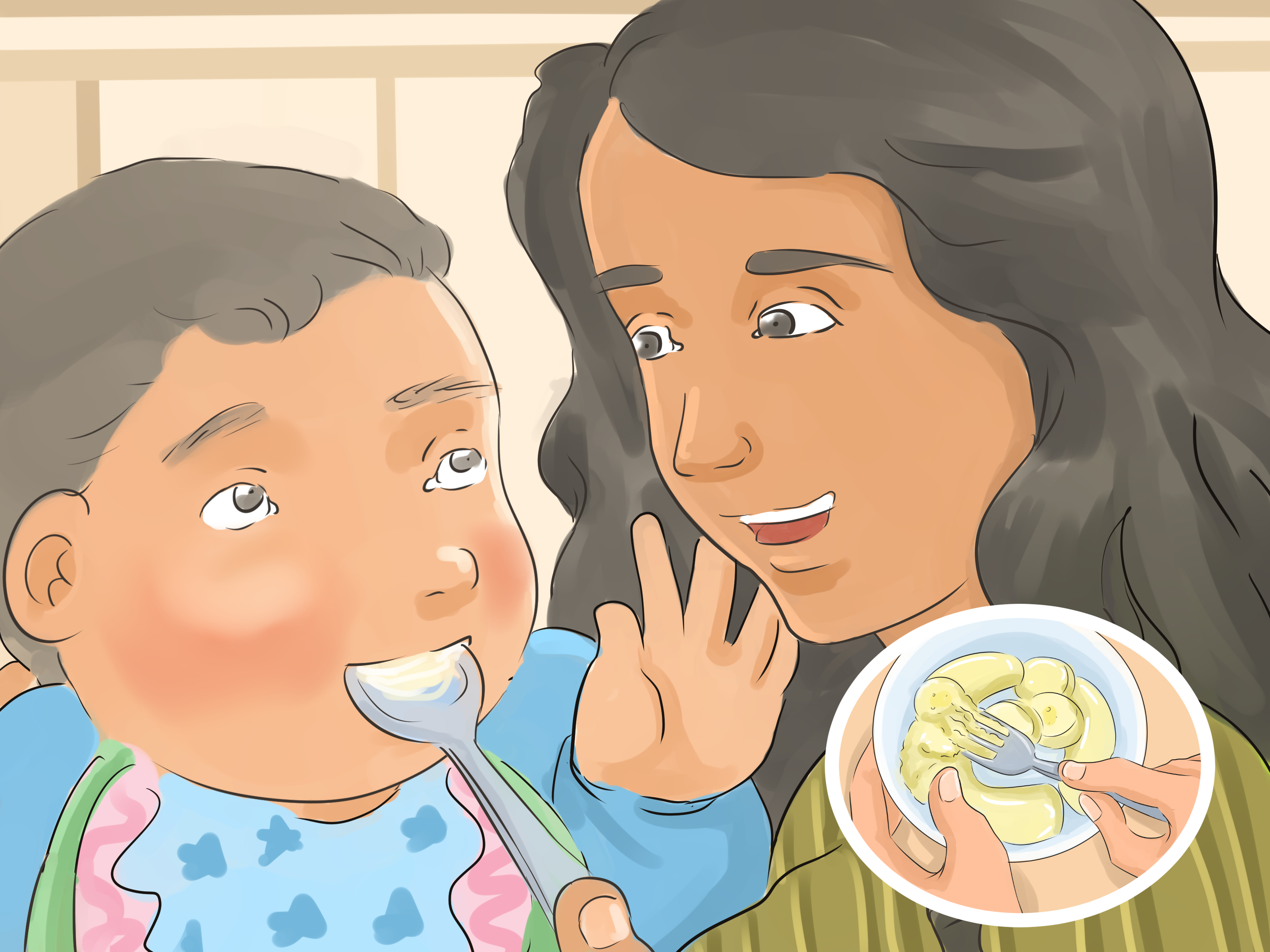 Weaning A Baby Off Formula 3 Ways To Wean A Baby From Breastfeeding Wikihow