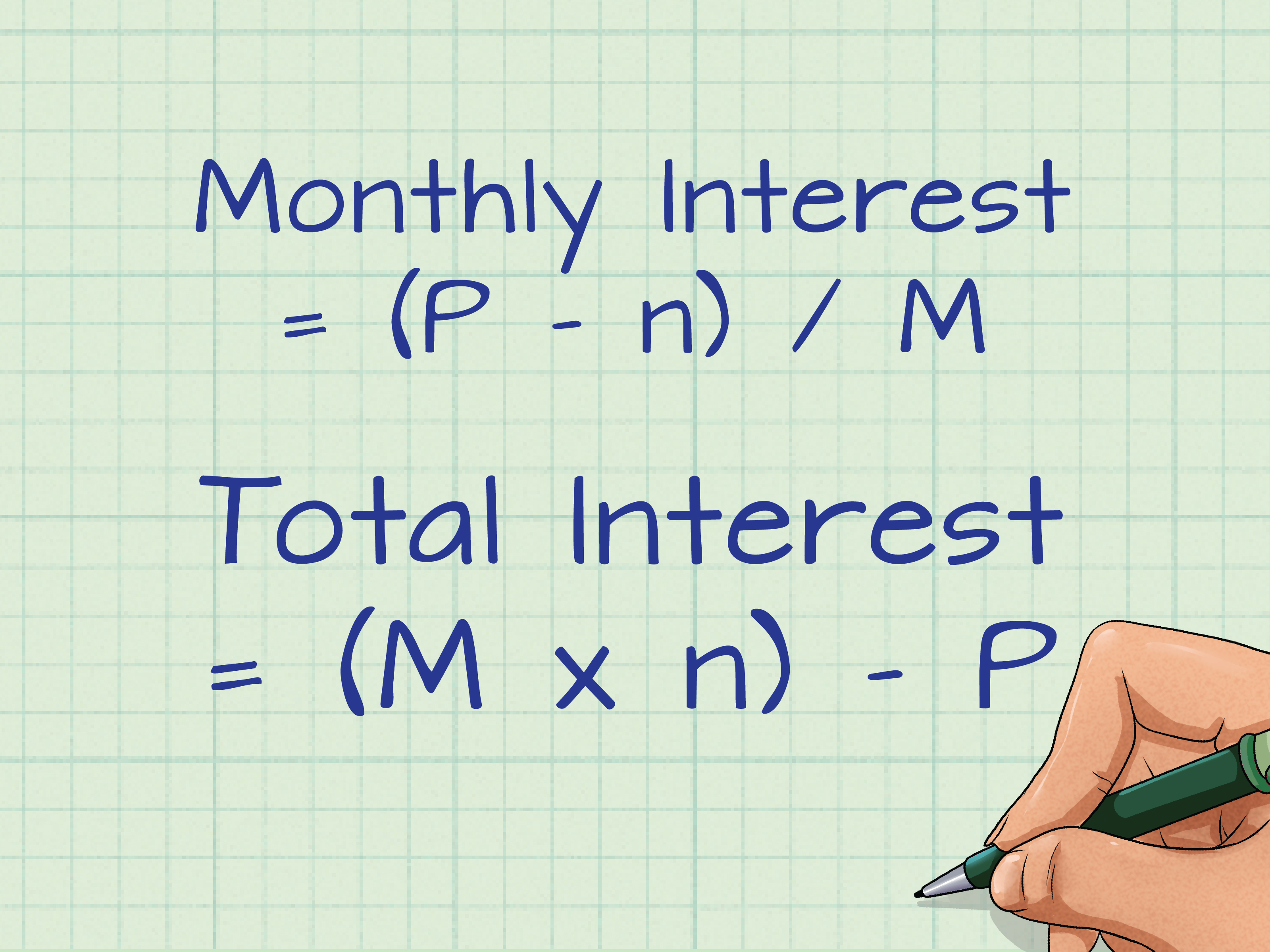 Bank Home Mortgage Rates 3 Ways To Calculate Mortgage Interest Wikihow