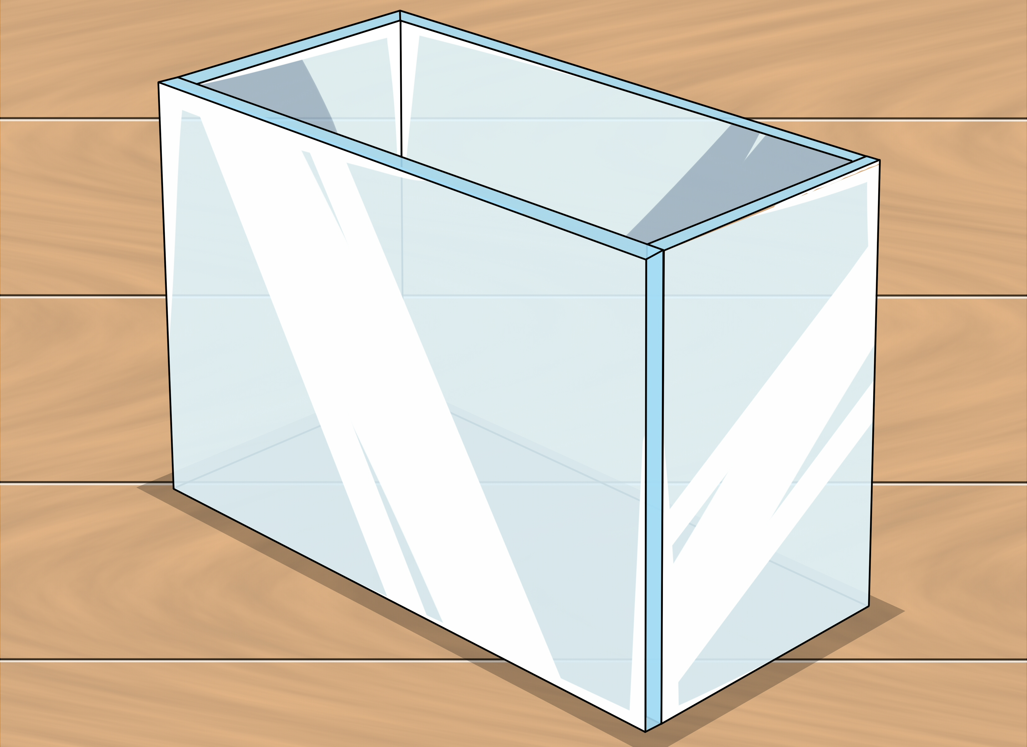Plexi Glas How To Glue Plexiglas: 9 Steps (with Pictures) - Wikihow