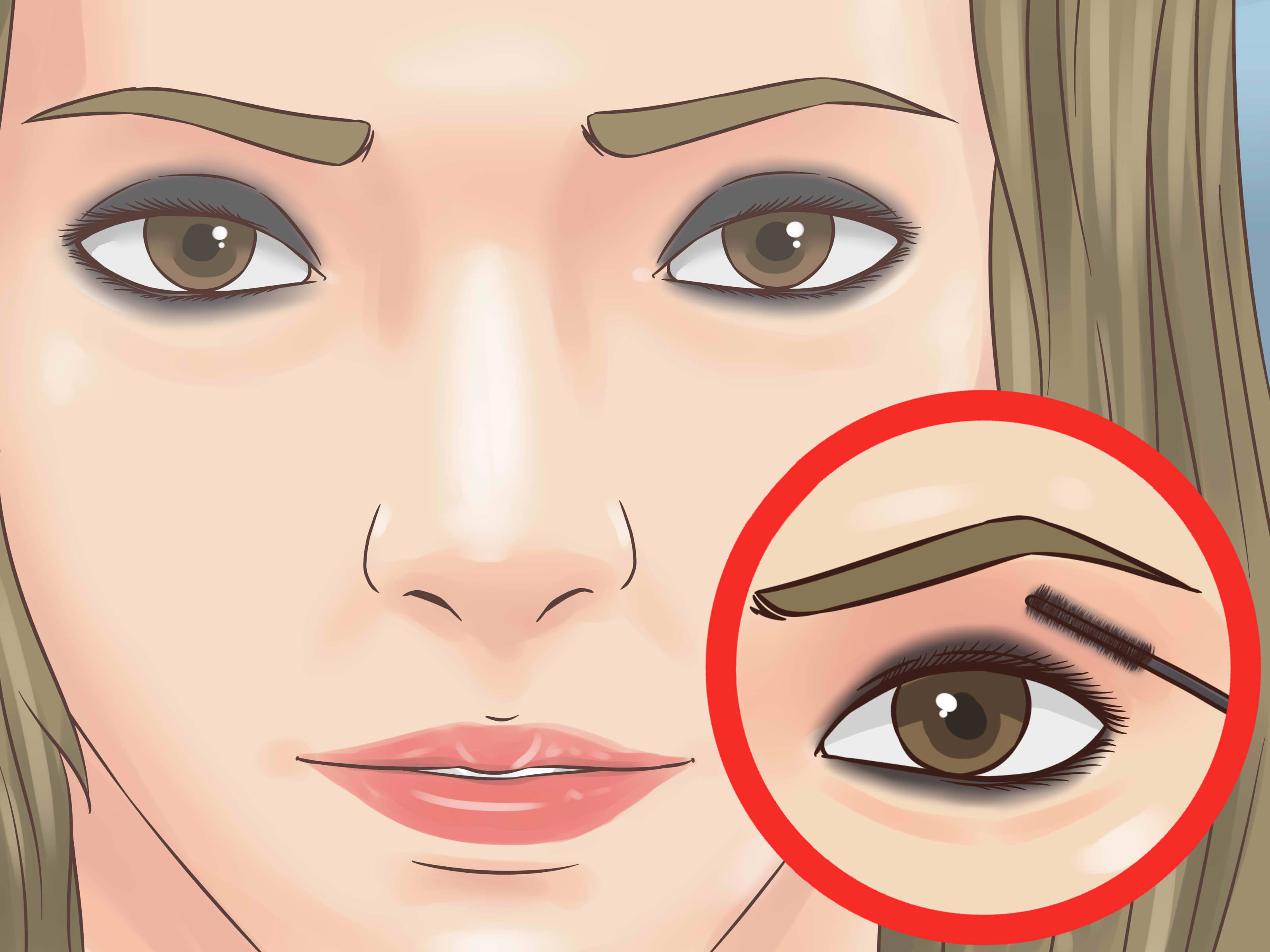 Smokey Eyes Makeup How To Create Smokey Eyes Like Jack Sparrow With Pictures