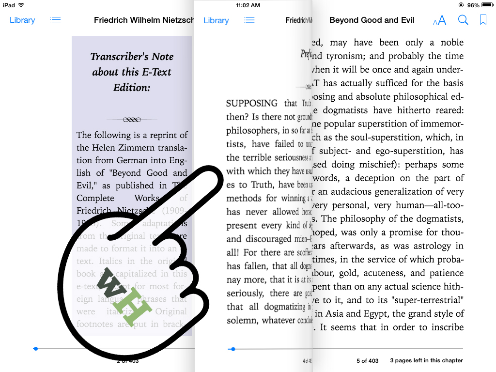Copiar Libros De Ibooks A Pc Cómo Usar Ibooks En El Ipad 10 Pasos Con Fotos