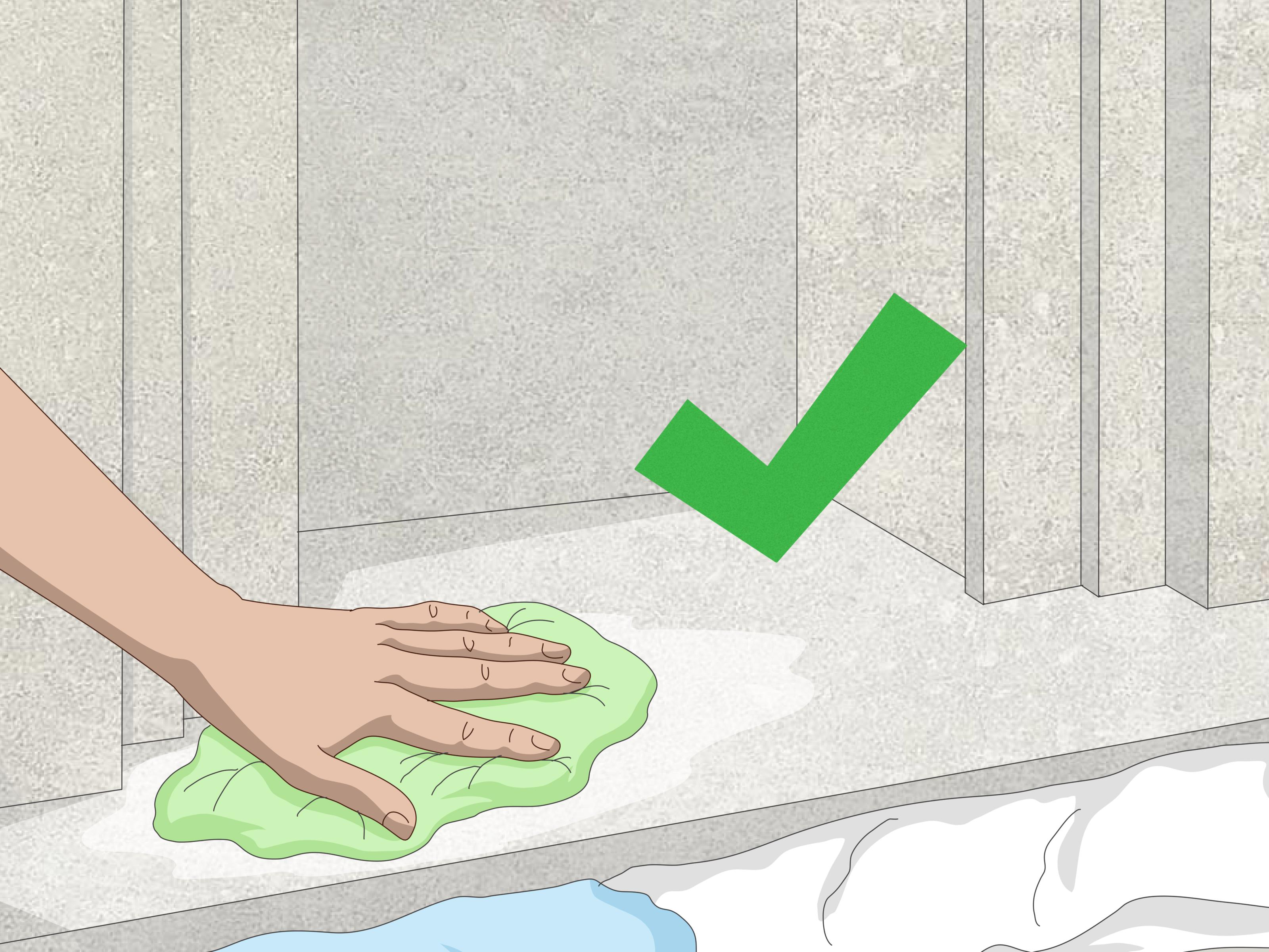 Cleaning A Fireplace 3 Ways To Clean A Limestone Fireplace Wikihow
