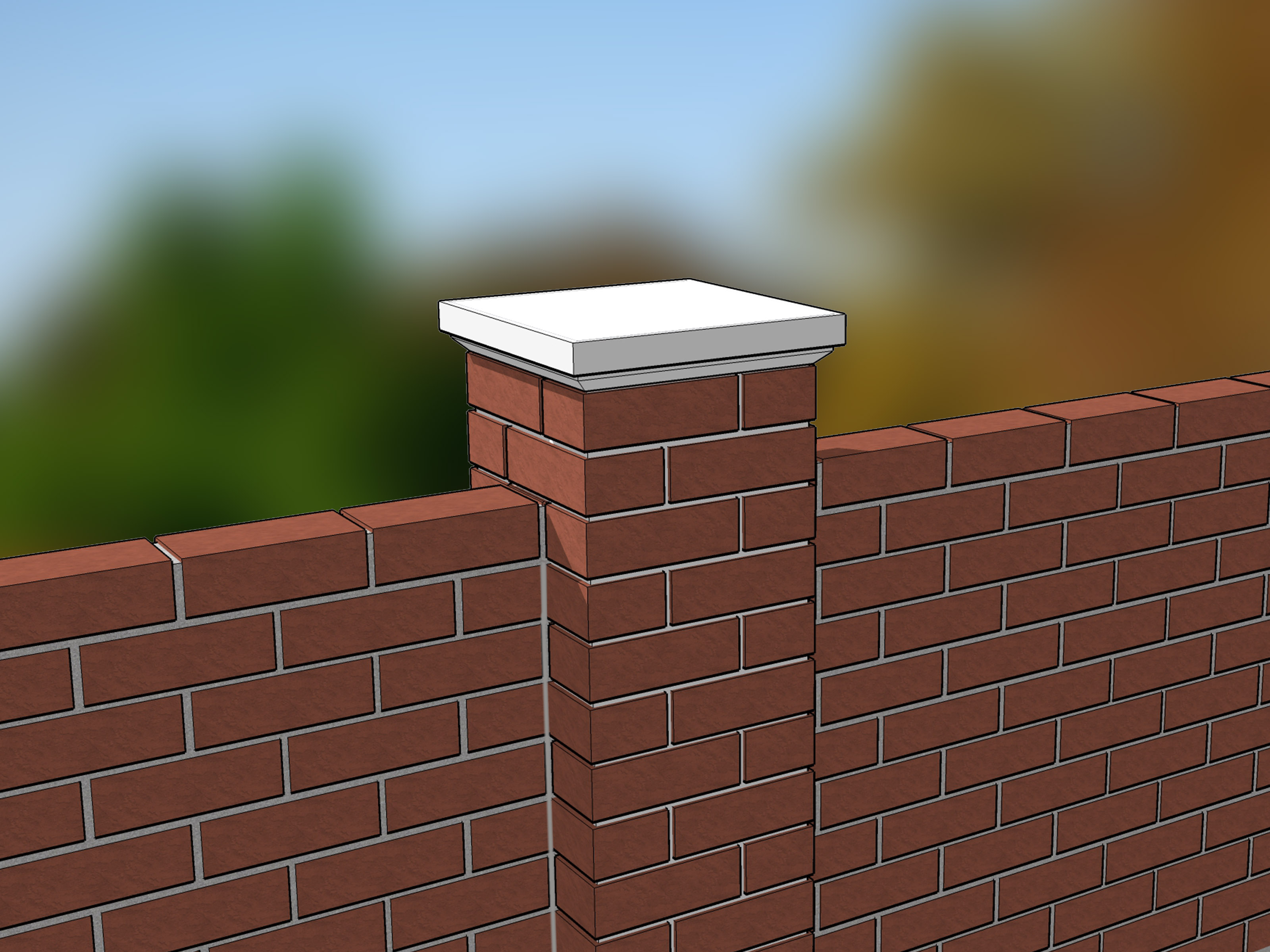 Adding Brick Wall Interior How To Build A Brick Wall With Pictures Wikihow