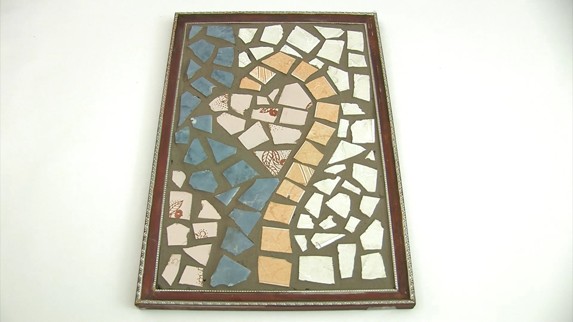 Mosaik Bad Set How To Make A Mosaic From Broken Tiles 10 Steps With Pictures