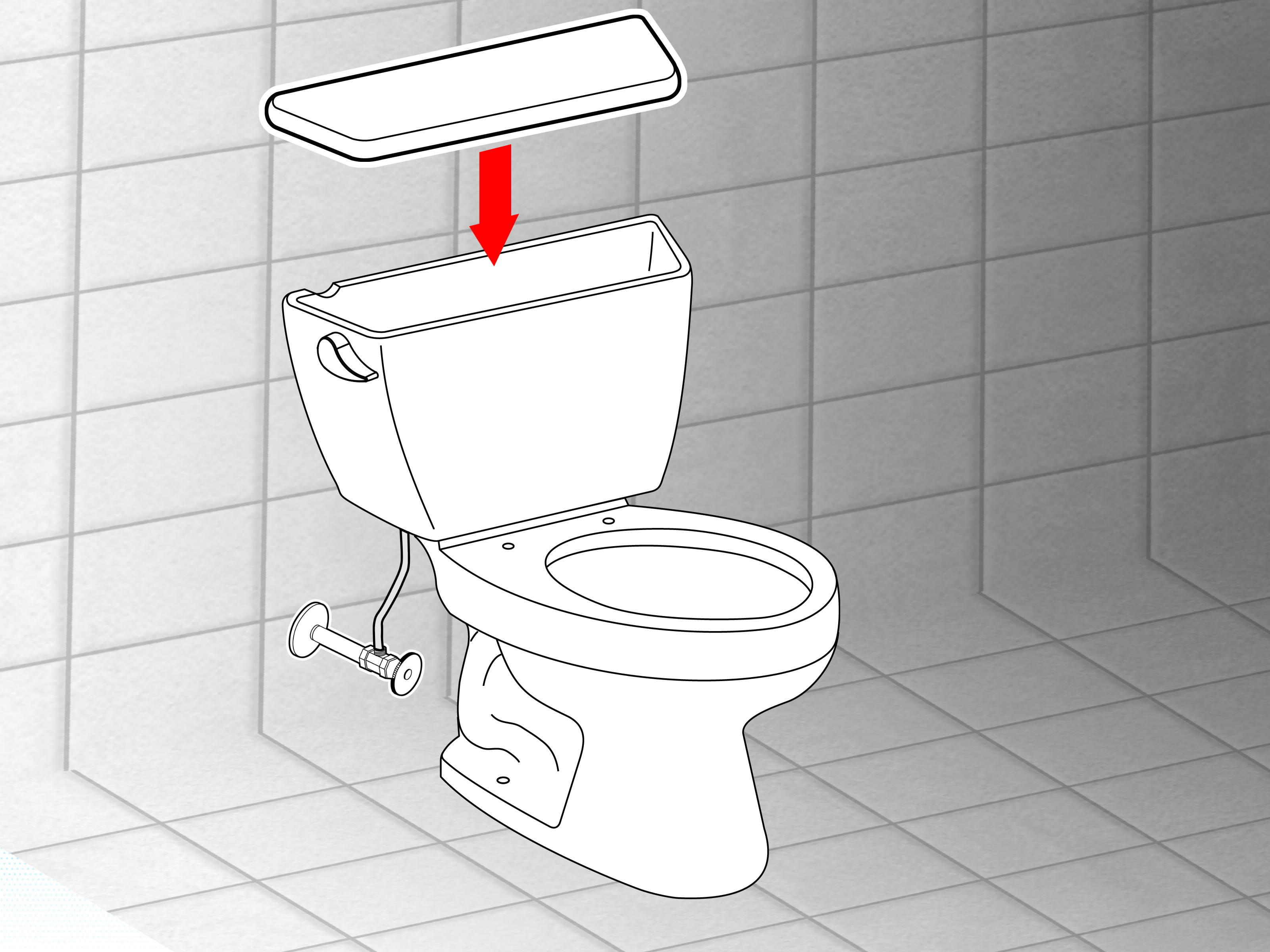 Install A Toilet How To Install A Toto Toilet 5 Steps With Pictures Wikihow