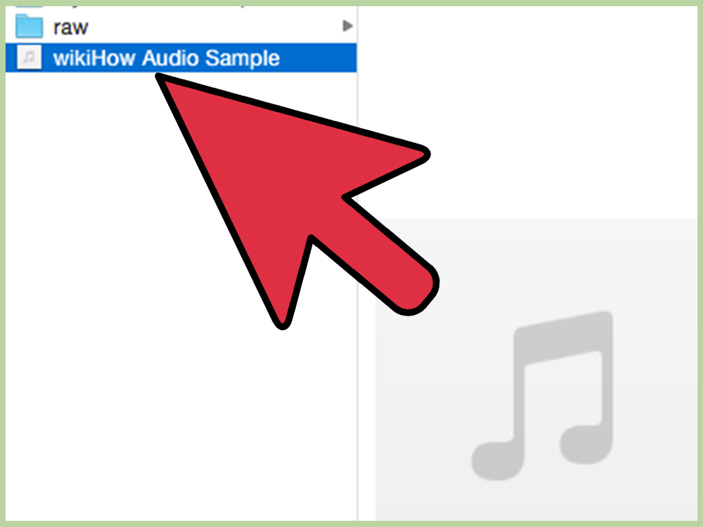 Mp3 Audio How To Make An Mp3 File 8 Steps With Pictures Wikihow