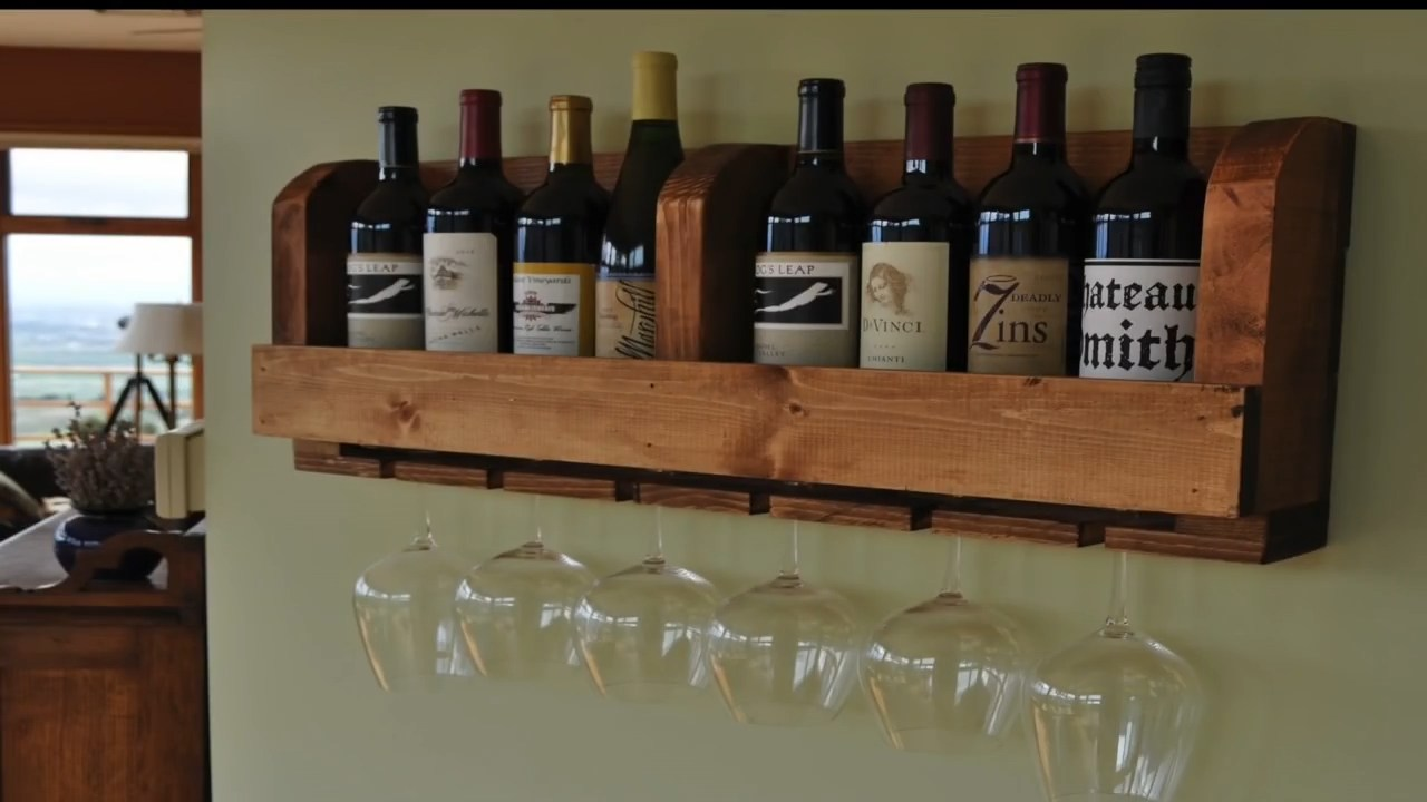 Pretty Wine Racks How To Build Wine Racks With Pictures