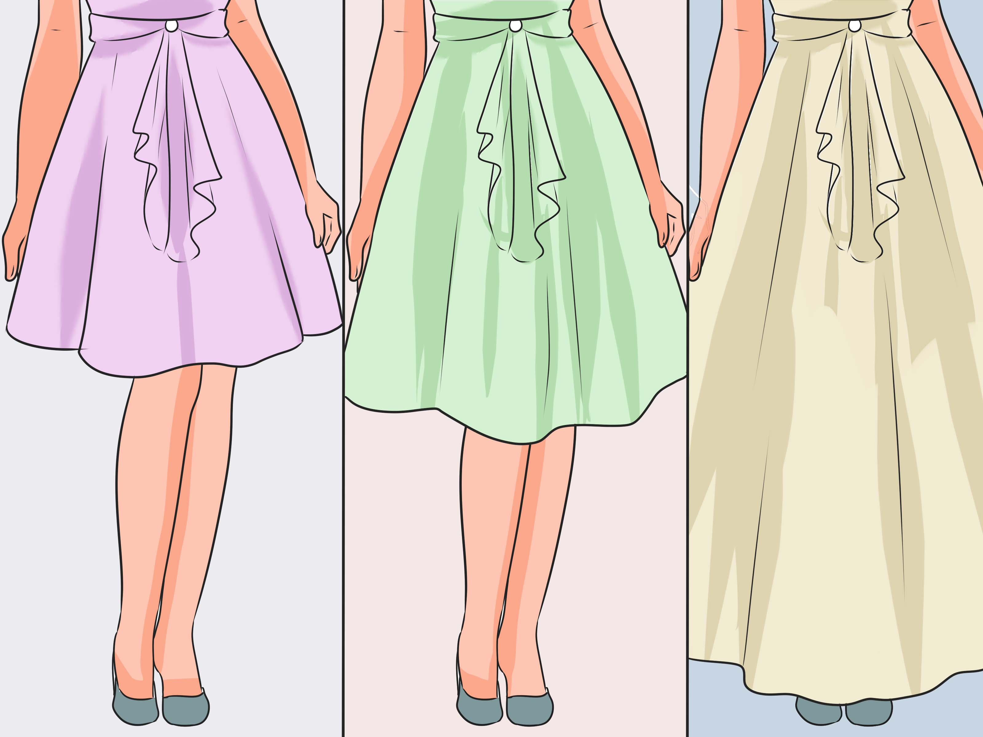 Big W School Dress How To Dress Well As A Tall Girl 10 Steps With Pictures