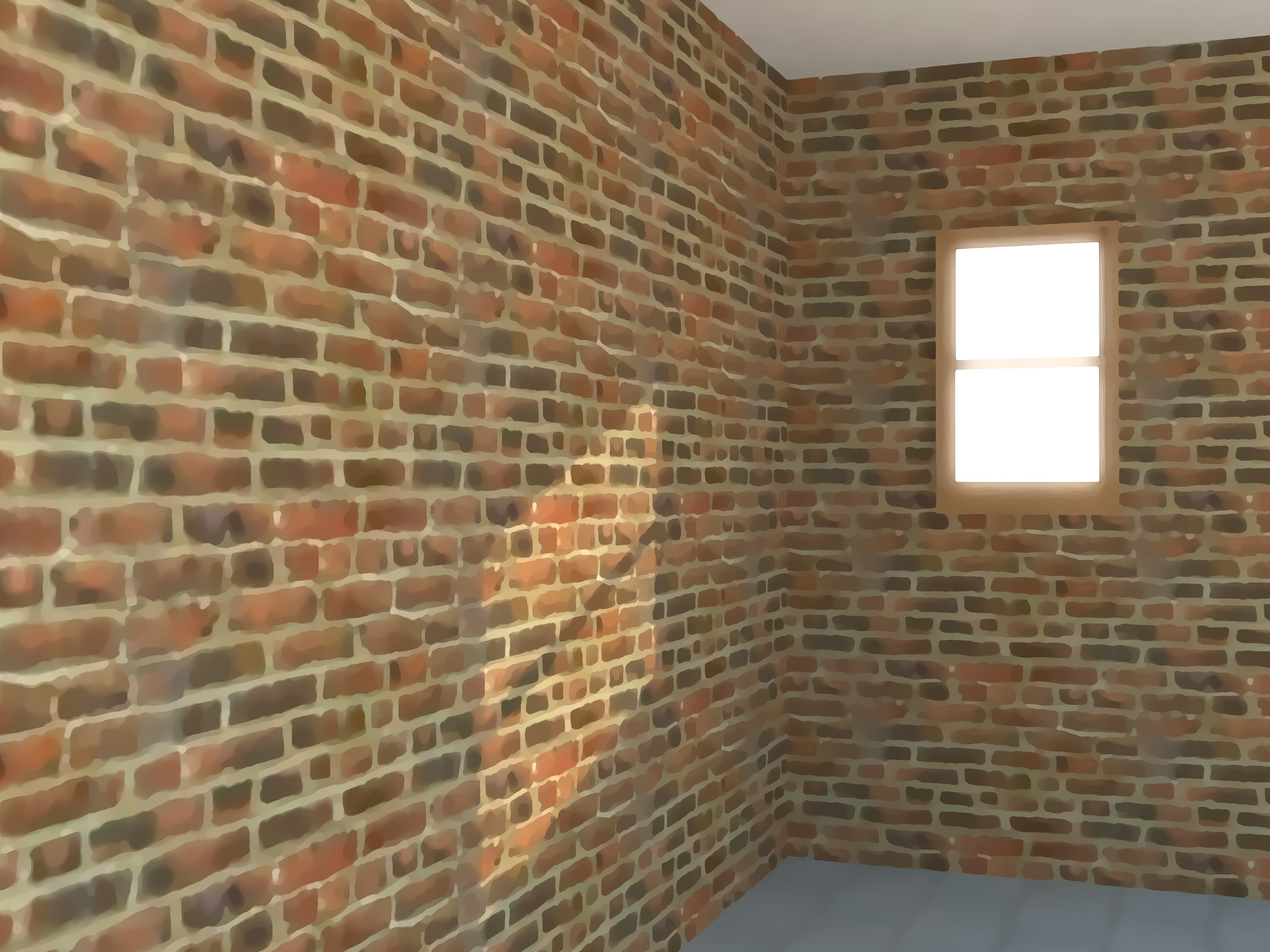 Adding Brick Wall Interior How To Expose Brick 7 Steps With Pictures Wikihow