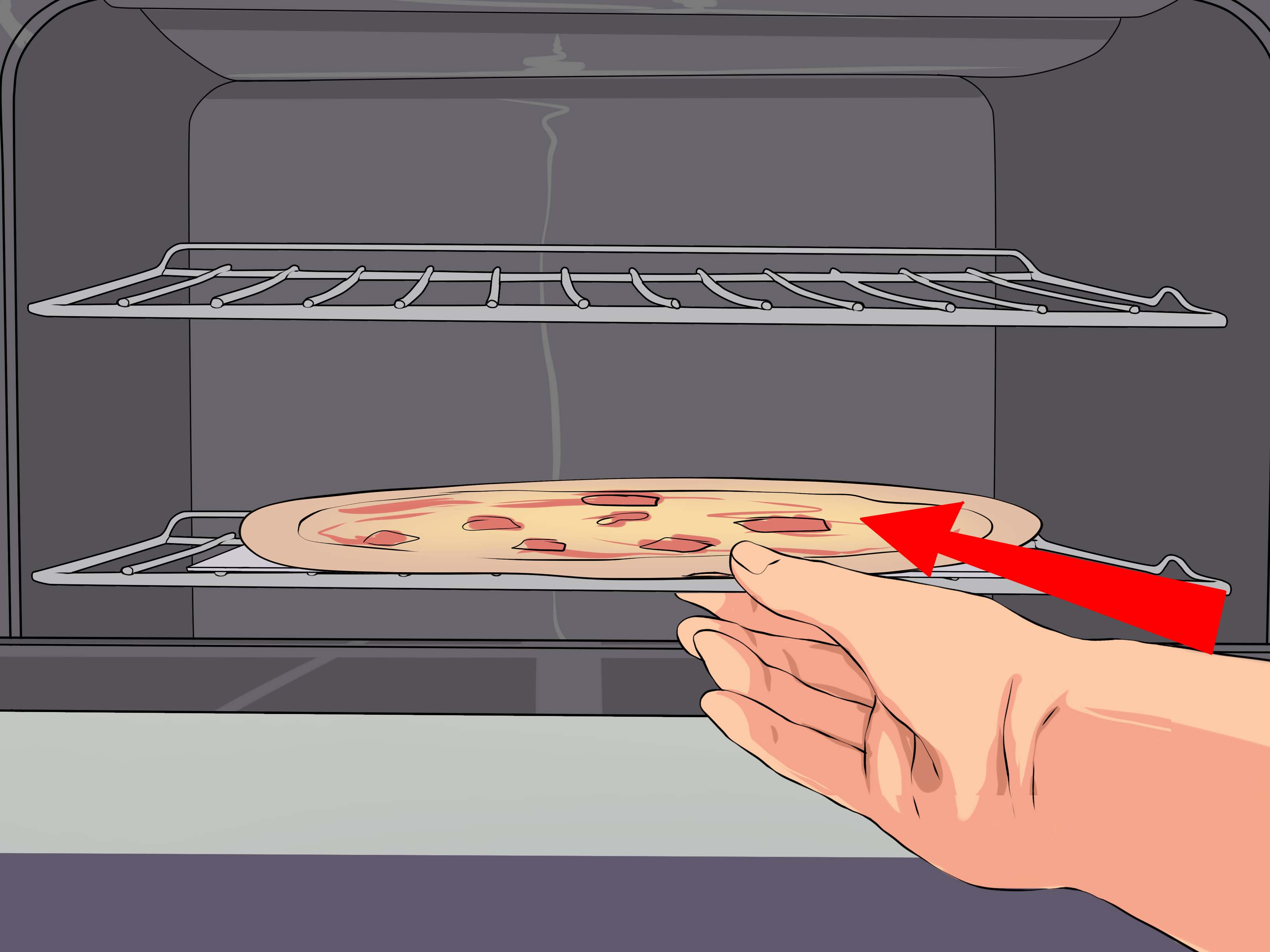 Gambar Oven Gas 3 Ways To Preheat An Oven Wikihow