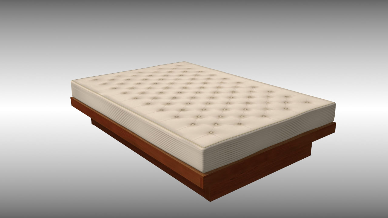 Mattress Platform The Best Way To Build A Platform Bed Wikihow