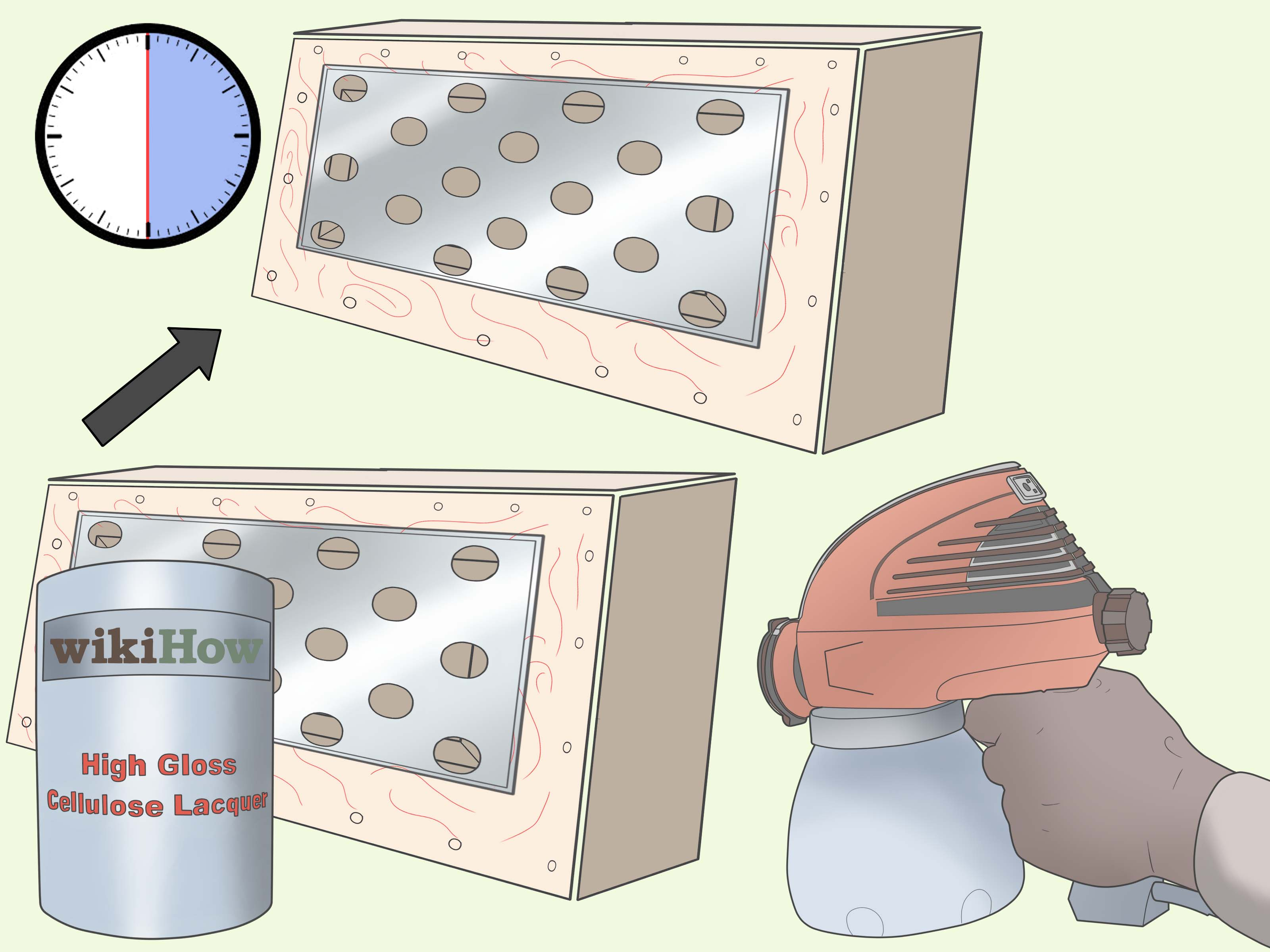 Heizkörperverkleidung Diy How To Build A Radiator Cover With Pictures Wikihow