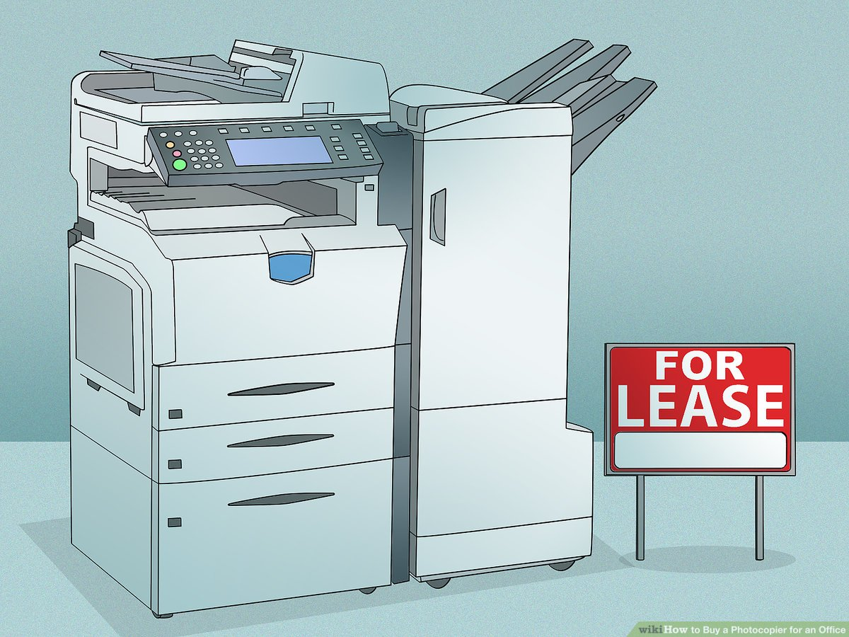 Buy Office How To Buy A Photocopier For An Office 6 Steps With Pictures