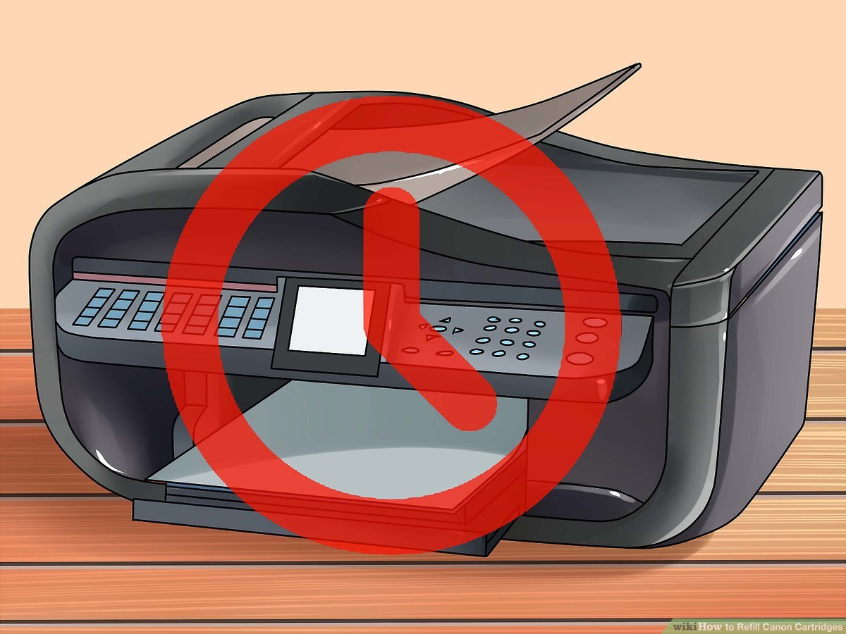 Office Depot Wikipedia 4 Ways To Refill Canon Cartridges Wikihow