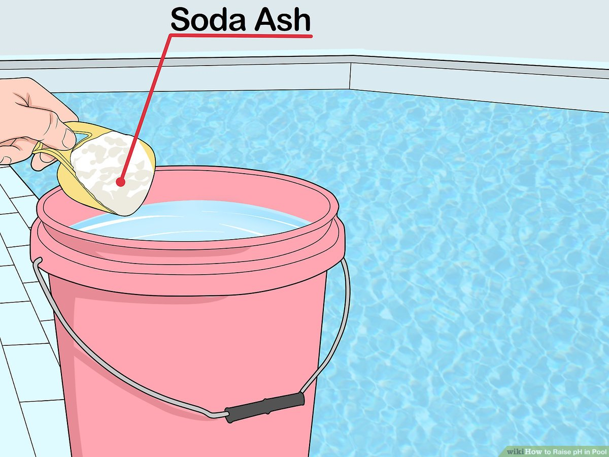 Ph 8.2 Zwembad How To Raise Ph In Pool 12 Steps With Pictures Wikihow