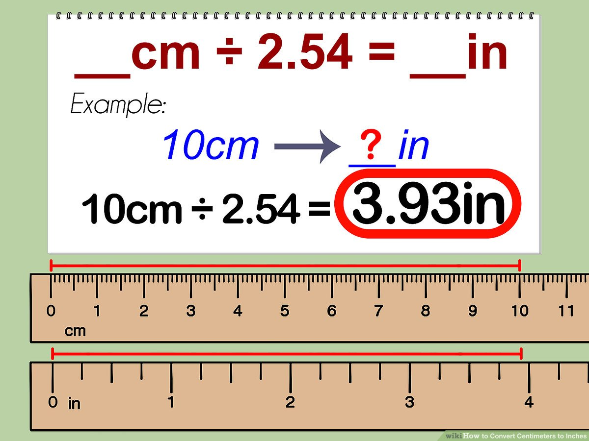 5 5 In Meters How To Convert Centimeters To Inches With Unit Converter